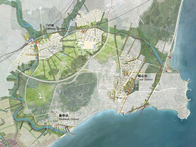 [转]sasaki在中国——北戴河城市规划设计