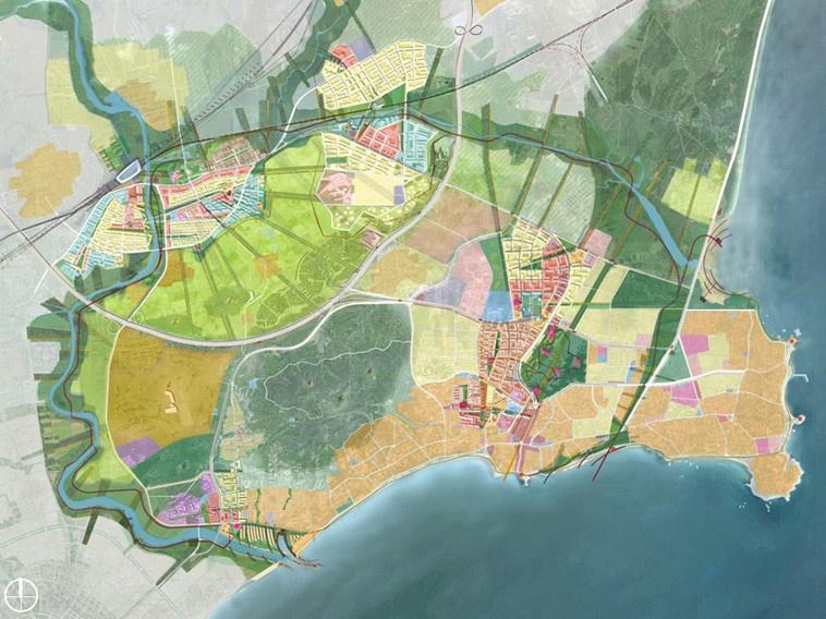 [转]sasaki在中国――北戴河城市规划设计