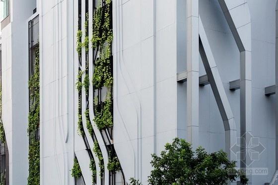 [转]trop设计的泰国曼谷派恩森林公寓